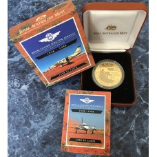 1998 $5 Royal Flying Doctor Service Proof